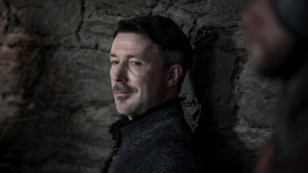 Aidan Gillen to Play James Joyce in JAMES AND LUCIA