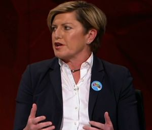 "Christine Forster says brother Tony Abbott is ""scaremongering"" over the marriage equality vote."
