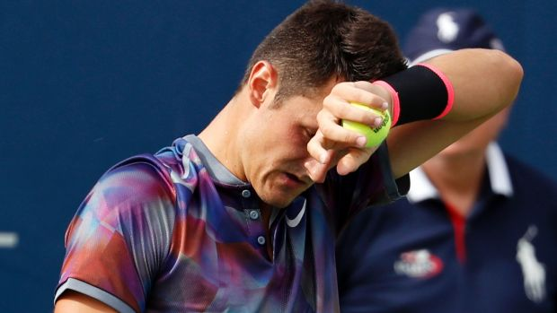 Bernard Tomic has slumped in the world rankings and is undecided about contesting for an Australian Open place.