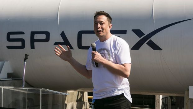 There is speculation Australia will use the visit of SpaceX CEO Elon Musk  this week to confirm Australia will establish ...