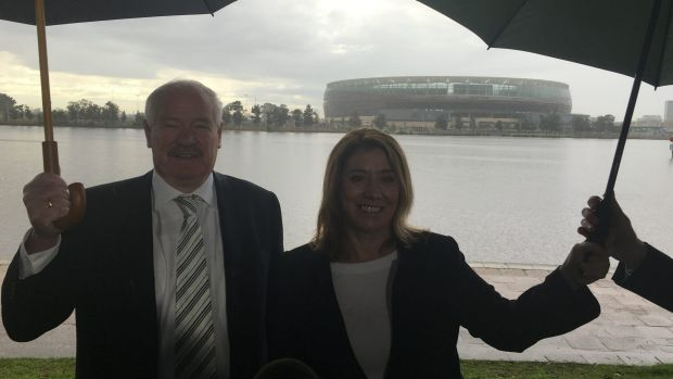 Special transport measures for Perth Stadium