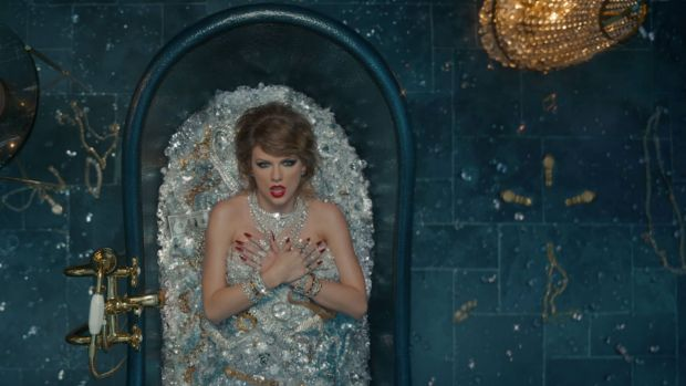 Taylor Swift's New Video is Full of References