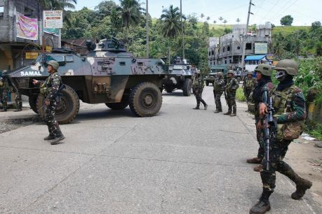 Philippine military commanders say they are planning a final assault on about 40 heavily armed militants holding out ...