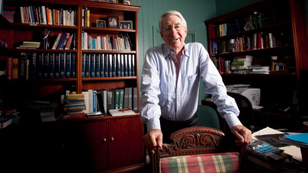 Noel Whittaker has been a fixture as a personal finance commentator for more than 30 years.