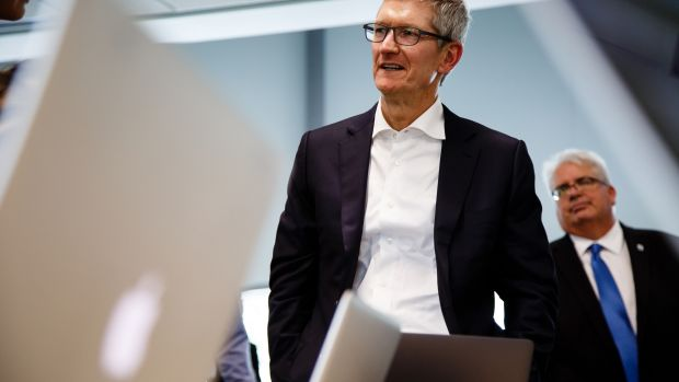 "Tim Cook promised that, in future, Apple would ""give users more visibility into the health of their iPhone's battery"" ..."