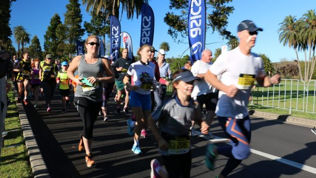 Early risers can hit the trails in the IMF Father's Day Warrior Run at Centennial Park.