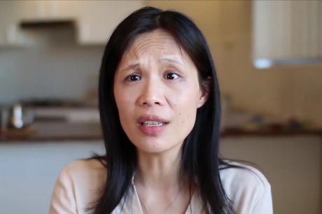 Dr Pansy Lai has long been a campaigner against gay rights and activism.