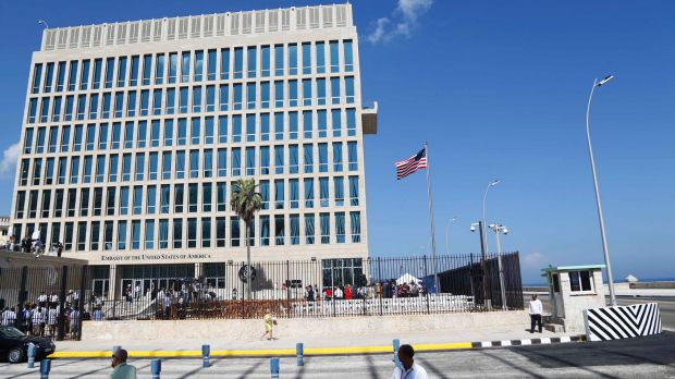 Health attacks on United States diplomats in Cuba continued in August