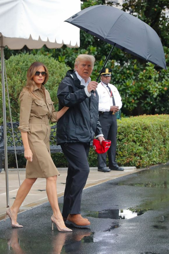 September: Melania Trump has been one of the most watched women in the world in 2017, finishing the year with mixed ...