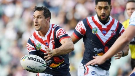 Will Mitchell Pearce be a Knight in shining armour?