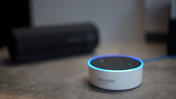 Alexa will arrive in Australia in February, as part of the Echo line of devices.