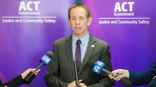 Committee chairman Shane Rattenbury has urged the ACT's Anti-Corruption and Integrity Commission be running by the end ...