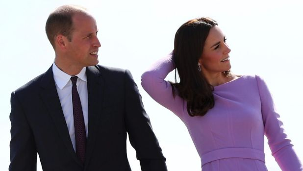 William and Kate awarded $150,000 over topless paparazzi shots
