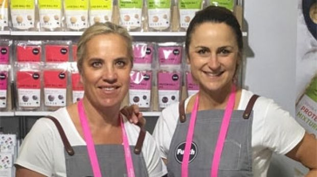 Tanya Duncan and Lisa Bourne are co-founders of food business Funch.