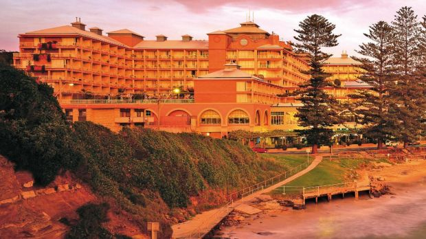 Crowne Plaza Terrigal remains in the Laundy portfolio.