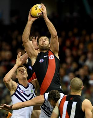 "Essendon's Tom Bellchambers: ""It makes me realise how important it is to be playing finals footy."""