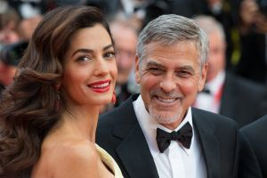 """Amal and George Clooney decided on """"normal"""" names for their kids."""
