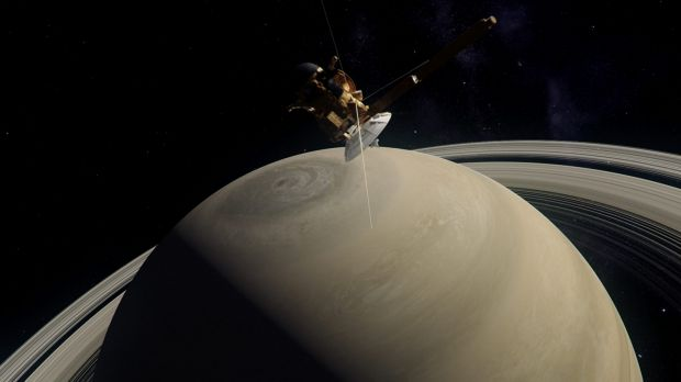 Mission Saturn mind-boggling
