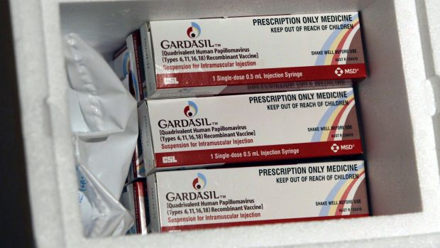 The STI Testing Week will include a catch-up vaccination program for Gardasil which fights HPV.