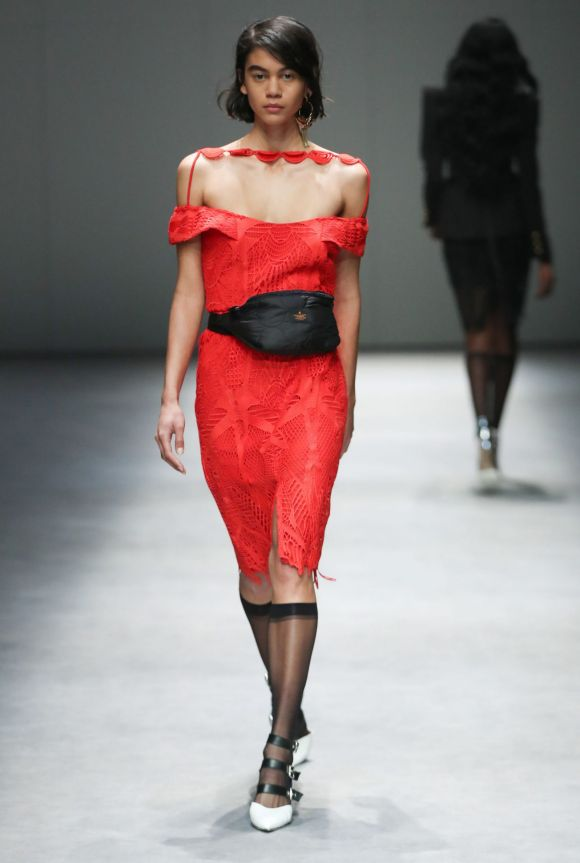 Tuesday: Jacqui Demkiw debuted her new eponymous label with strong, feminine looks that were styled with some of the key ...