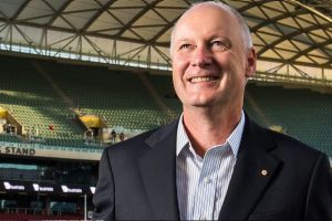 Wesfarmers boss and AFL chairman Richard Goyder has taken home just under $100 million since 2005.