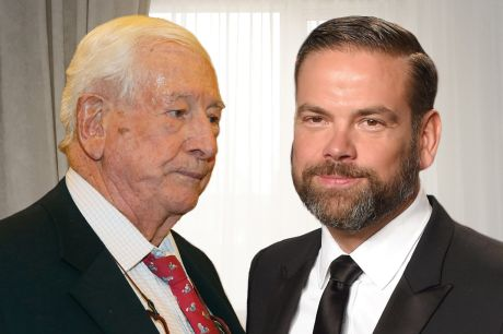 Bruce Gordon and Lachlan Murdoch.