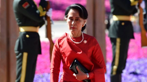 Amid Rohingya uproar, Myanmar leader to skip United Nations  meeting
