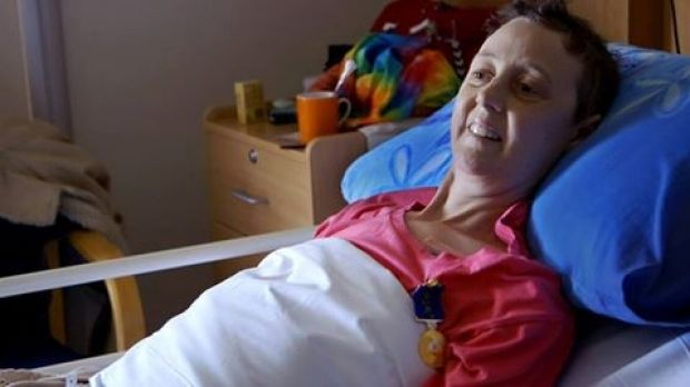 Connie Johnson, Dying From Cancer, Receives The Order Of Australia