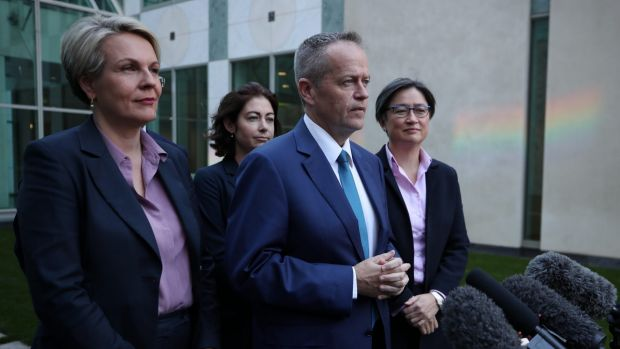 Bill Shorten seems to be running a tight show, with a good team.