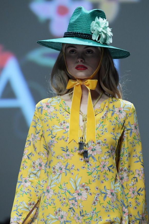 Wednesday: Colour is making a return to the races this season, with looks in clashing colours taking inspiration from ...