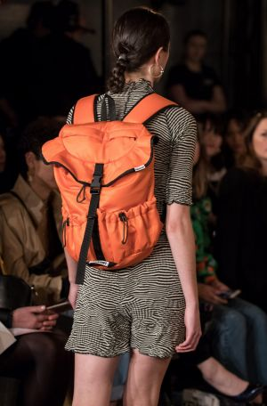 Pageant has collaborated with Crumpler to create a small range of bags this season.