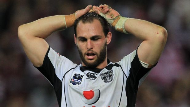 Stalwart: Simon Mannering is the benchmark against which Isaiah Papali'i is being measured.
