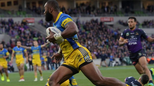 It's not over Semi Radradra scores to set up a grandstand finish