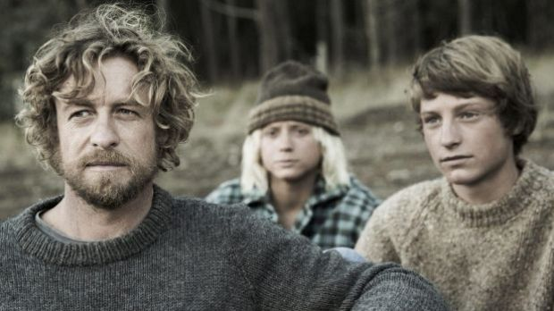 Toronto oxygen: Simon Baker, Samson Coulter and Ben Spence in Breath.