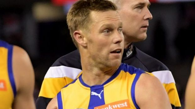 Mitchell accepted a player-coach role with the Eagles for the 2017 season.