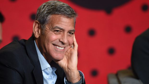 George Clooney discusses his new film Suburbicon at the Toronto International Film Festival.