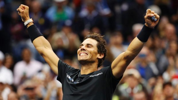 Nadal and Anderson are the finalists of the US Open