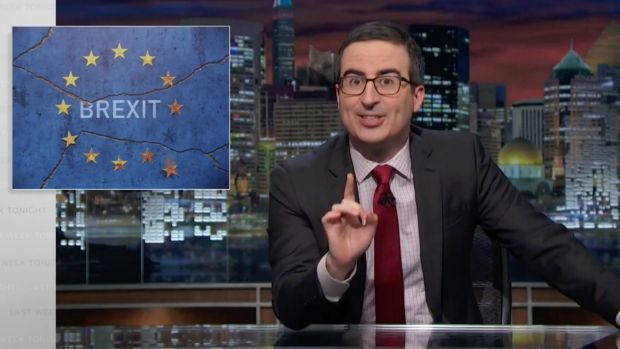 Will John Oliver win an Emmy this year?