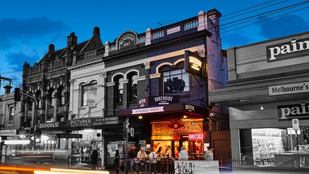 A shop at 34 Chapel Street sold at auction for $2.9 million.