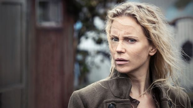 Sofia Helin (The Bridge) has said her character Saga Noren is autistic, but it's not mentioned in the show.