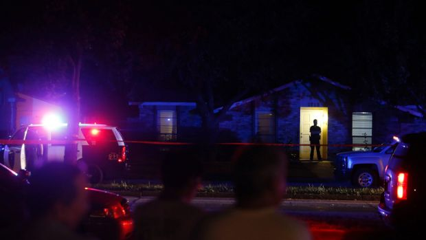 Image result for Eight killed, including gunman, in shooting at Texas home
