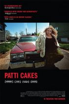 Poster for the film Patti Cake$.