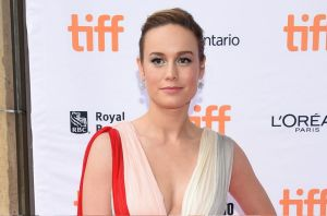 """Brie Larson attends a premiere for """"Unicorn Store"""" on day 5 of the Toronto International Film Festival at the TIFF Bell ..."""