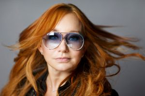Singer-songwriter Tori Amos says nine muses were intimately involved in the making of her new album Native Invader.