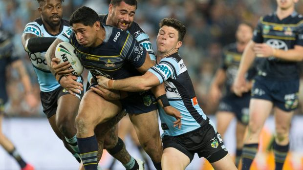 Cowboys land unlikely place in NRL Grand Final