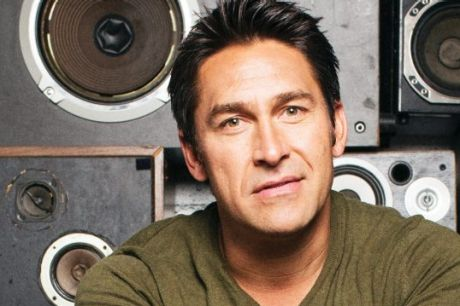 Australian horticulturist and television presenter Jamie Durie.