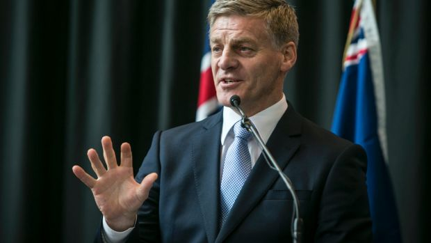 New Zealand Prime Minister Bill English said he was aware of Dr Yang's background