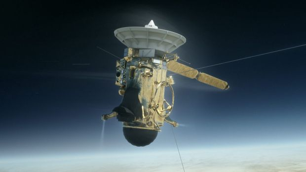 Colorado's connection to NASA's Cassini mission to Saturn