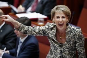 Minister for Employment Michaelia Cash