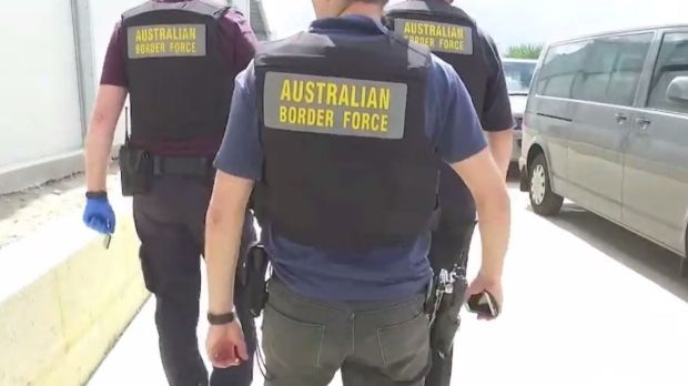 Border Force officers carried out raids in Bullsbrook and Wanneroo.